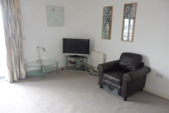 Living Room of St Stephens Court, Maritime Quarter, Swansea SA1
