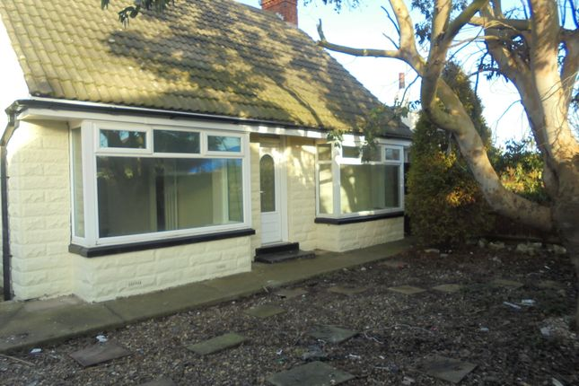 Thumbnail Semi-detached bungalow to rent in Hull Road, Withernsea