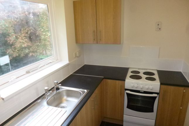 Thumbnail Flat to rent in The Nook, Beeston