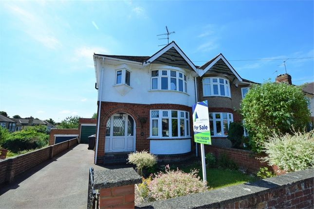 Thumbnail Semi-detached house for sale in Sandhills Road, Kingsthorpe, Northampton