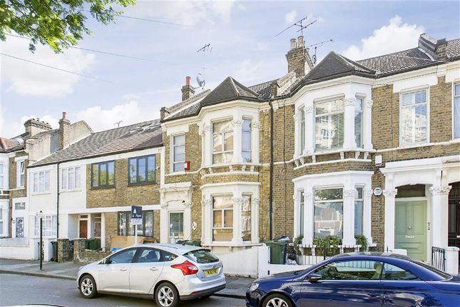 Thumbnail Terraced house to rent in Clitheroe Road, London