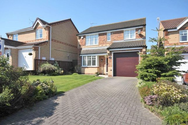Thumbnail Detached house for sale in Wharfdale, Skelton-In-Cleveland, Saltburn-By-The-Sea