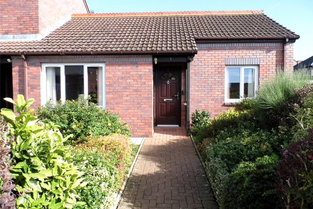 Semi-detached bungalow for sale in 1 Scaleby Close, Carlisle, Cumbria
