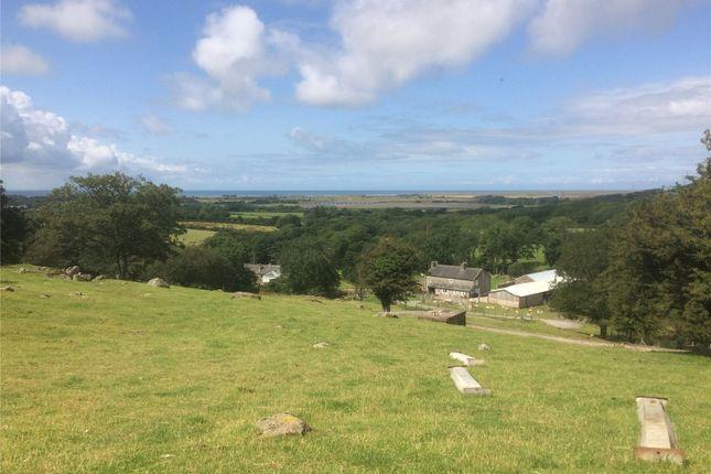 Thumbnail Detached house for sale in Row Farm, Waberthwaite, Millom, Cumbria