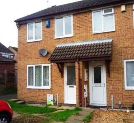 Thumbnail Semi-detached house to rent in Swinburne Close, Kettering