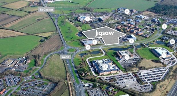 Office to let in Jigsaw Chester Business Park, Chester