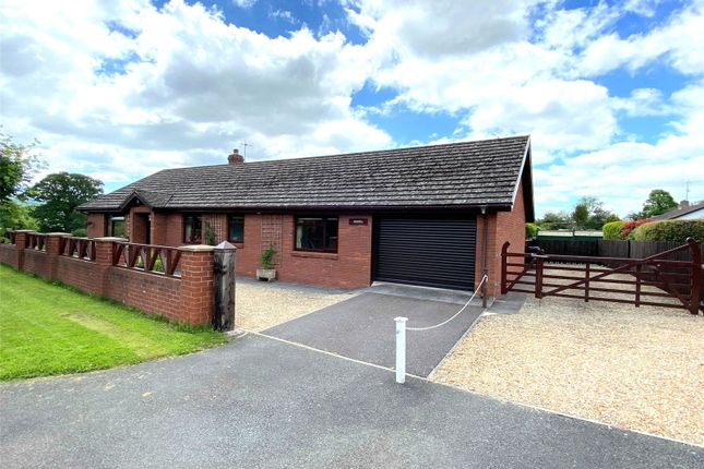 Thumbnail Bungalow for sale in Talgarth Road, Bronllys, Powys