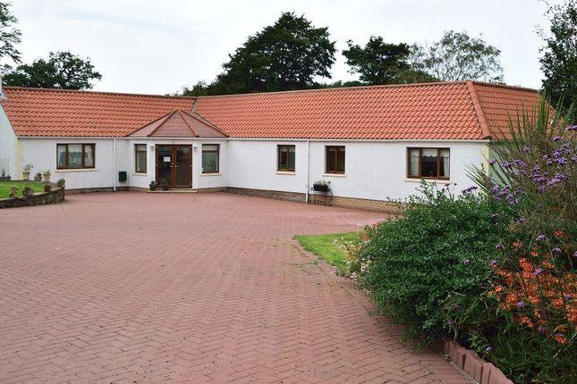 Thumbnail Detached bungalow for sale in Dove Cottage, Ormiston Hall, Ormiston