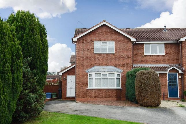 Thumbnail Property to rent in Foxfields Way, Huntington, Cannock