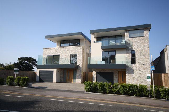Thumbnail Detached house for sale in Sandbanks Road, Lilliput, Poole