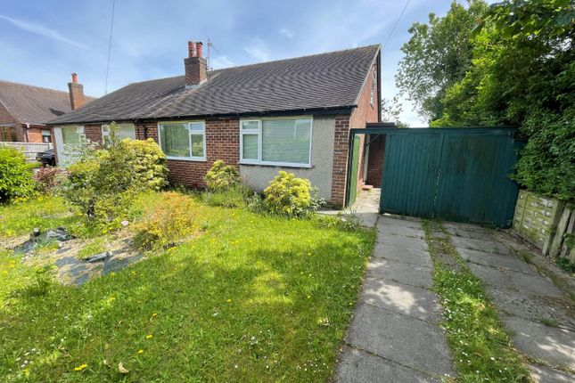 3 bed semi-detached bungalow for sale in Walker Close, Formby, Liverpool L37