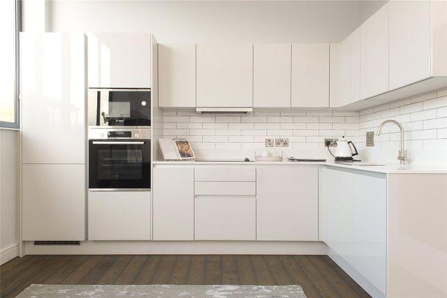 Thumbnail Flat for sale in Apartment Oculus House, Brandon Yard, Lime Kiln Road, Bristol