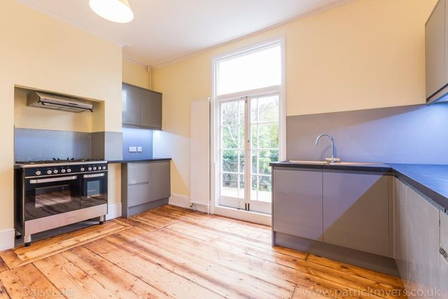 Thumbnail Terraced house to rent in Camberwell Grove, Camberwell, London