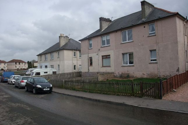 Thumbnail Flat to rent in Erskine Street, Lochgelly, Fife