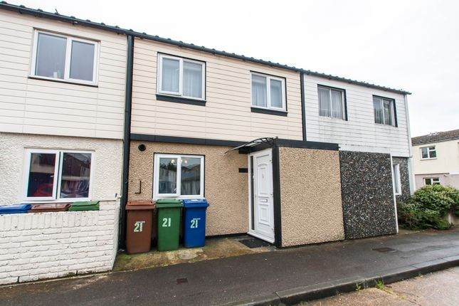 3 bed terraced house for sale in Quince Tree Close, South Ockenden