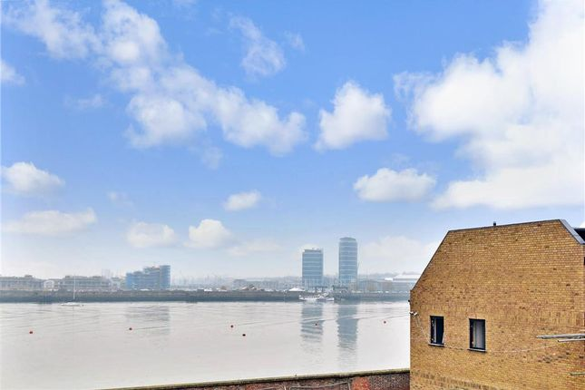 Views To Side of Ordnance Yard, Lower Upnor, Rochester, Kent ME2