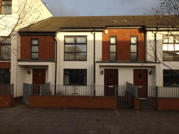 Thumbnail Terraced house for sale in Carnival Place, Manchester, Greater Manchester, Uk