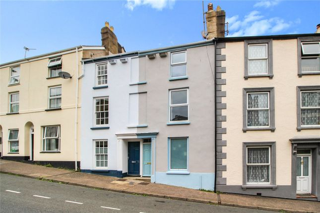 4 bed terraced house for sale in High Street, Bideford EX39