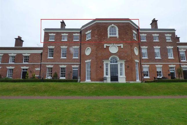 Thumbnail Flat for sale in Lawton Hall Drive, Church Lawton, Stoke-On-Trent