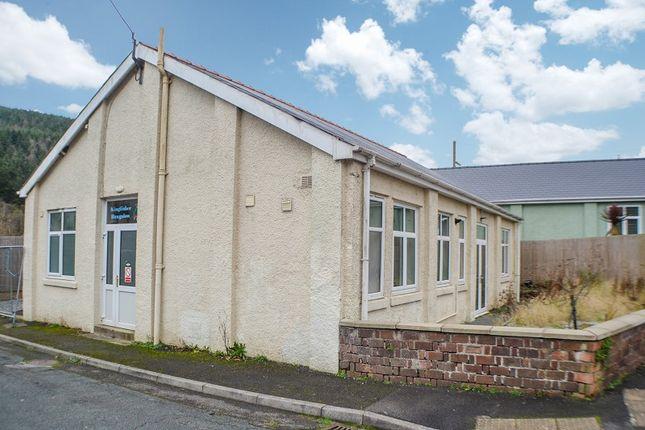 Bungalow for sale in School Street, Pontrhydyfen, Port Talbot, Neath Port Talbot.