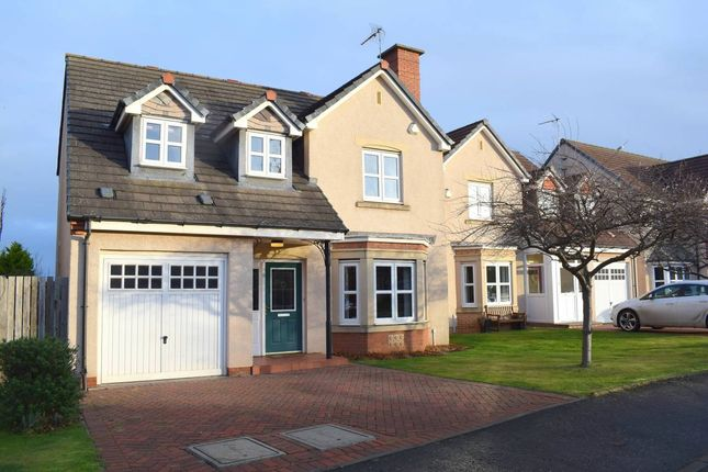 Thumbnail Detached house for sale in 5 Kellie Place, Dunbar