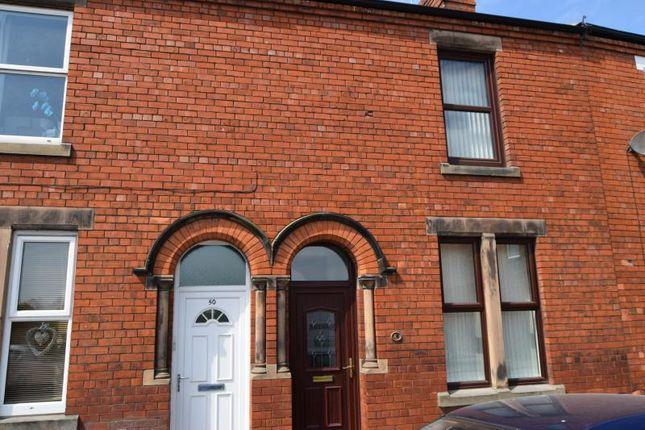 Thumbnail Terraced house to rent in Richardson Street, Carlisle