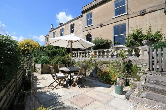 Thumbnail Terraced house for sale in Wellsway, Bath