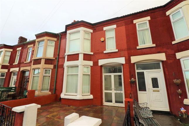 Thumbnail Property to rent in Harcourt Avenue, Wallasey, Wirral
