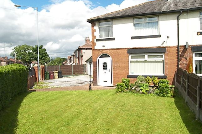 Thumbnail Semi-detached house for sale in Bradford Road, Farnworth