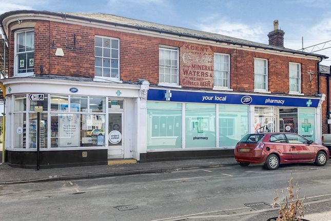 Thumbnail Commercial property for sale in High Street, Stalham, Norwich