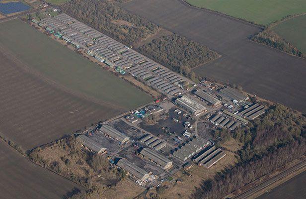 Thumbnail Industrial to let in Steventon Depot, Steventon