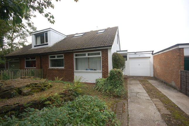 3 bed semi-detached bungalow for sale in Monks Crescent, Durham DH1