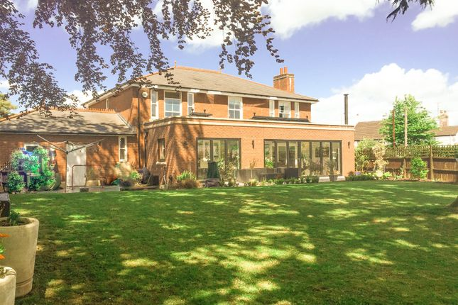 Thumbnail Detached house for sale in The Mount, Hereford Road, Monmouth