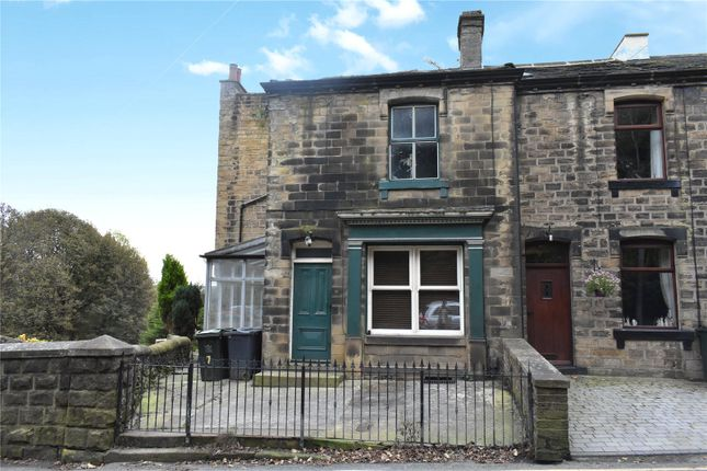 Thumbnail End terrace house for sale in Chapel Lane, Oakworth, Keighley