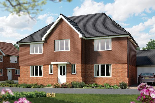 "Thumbnail Detached house for sale in ""The Truro"" at Iden Hurst, Hurstpierpoint, Hassocks"