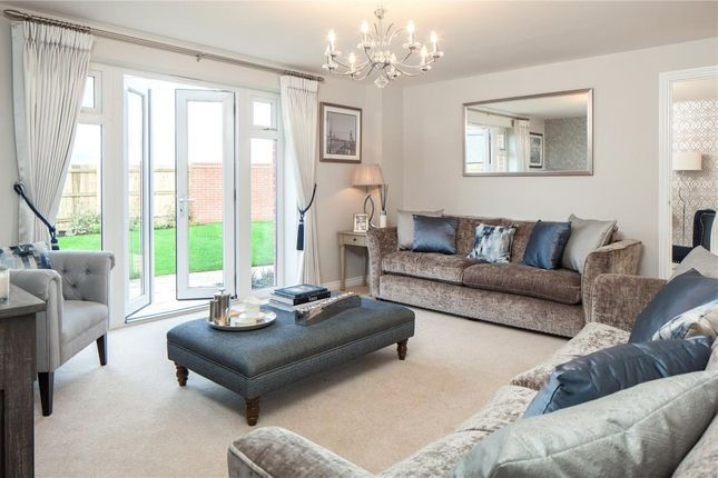 Thumbnail Detached house for sale in Tresawls Road, Truro, Cornwall
