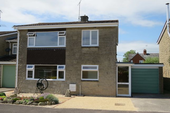 Thumbnail Detached house to rent in Whitemarsh, Mere, Warminster, Wiltshire