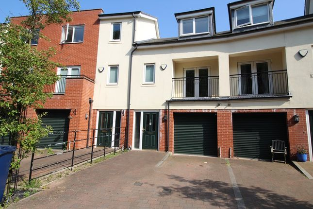 Thumbnail Town house for sale in St. Catherines Court, Sandyford, Newcastle Upon Tyne