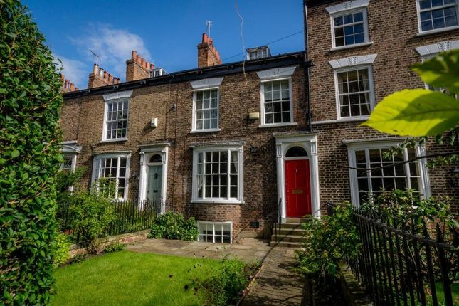 Thumbnail Terraced house to rent in 3 Mount Parade, York