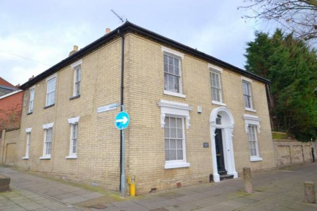 Thumbnail Detached house for sale in Clarkson Street, Ipswich