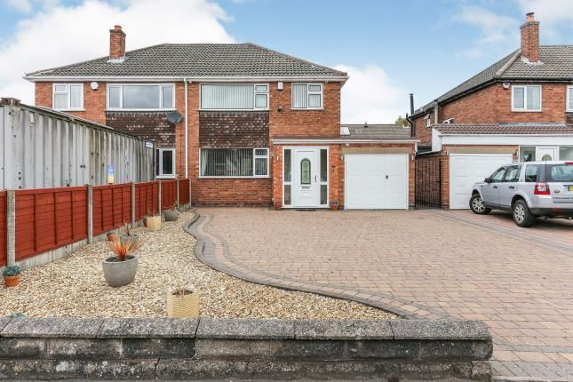 Front of Woodlands Avenue, Water Orton, Birmingham, Warwickshire B46