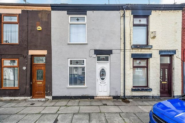 Thumbnail Terraced house to rent in Lind Street, Liverpool, Merseyside