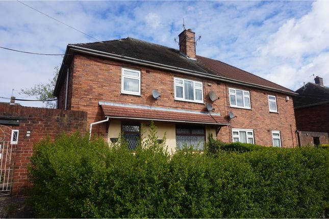 Thumbnail Flat for sale in Pembridge Road, Stoke-On-Trent