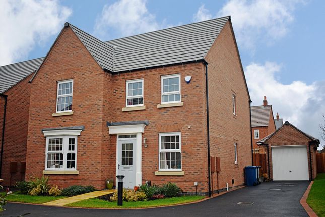 """Thumbnail Detached house for sale in """"Holden"""" at Allendale Road, Loughborough"""