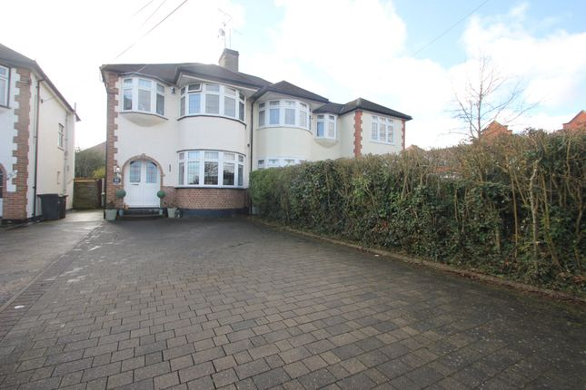 Thumbnail Semi-detached house for sale in Main Road, Hockley