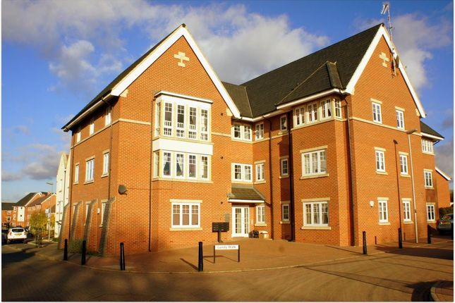Thumbnail Flat to rent in Lundy Walk, Newton Leys, Milton Keynes
