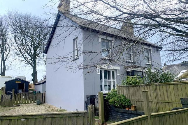 Thumbnail Detached house for sale in Pentregat, Llandysul, Carmarthenshire