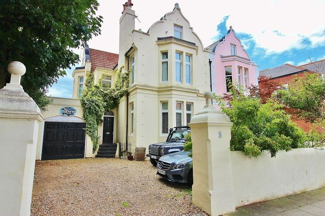 Thumbnail Semi-detached house for sale in Merton Road, Southsea