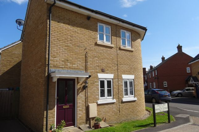 Thumbnail Flat to rent in Somerset Close, Martock