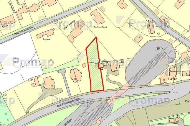 Thumbnail Land for sale in Buxton Road West, Disley, Stockport, Cheshire